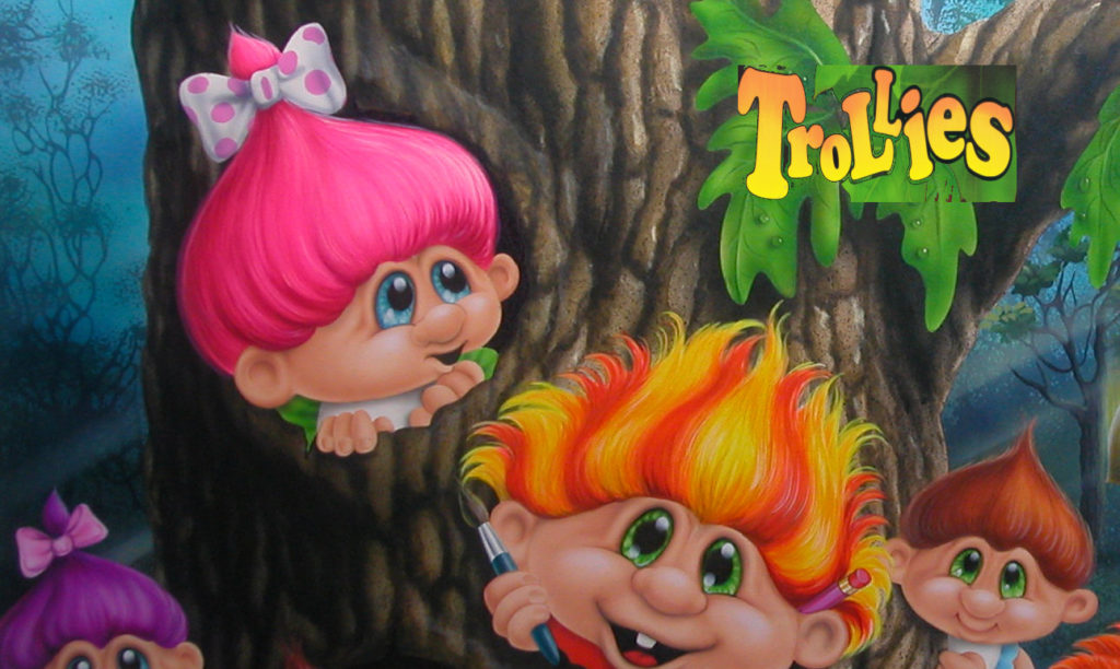 Trollies